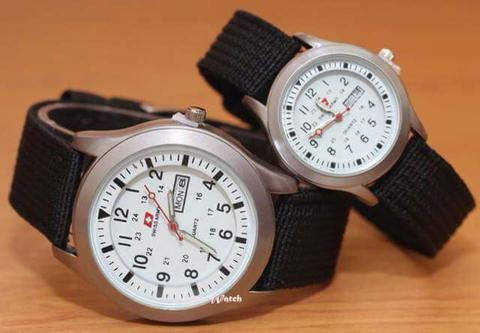 Jam Swiss canvas Couple