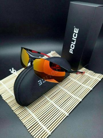 Kacamata Police 1910 Black Ducati Fire Kacamata Military Polarized