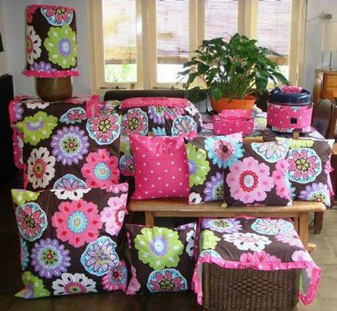 Flowers home set cantik