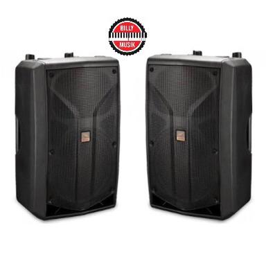 ***BILLY MUSIK*** Speaker Pasif Proel Flash 12PV2 12inch 600watt 2-way