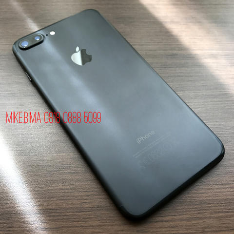 iPhone 7 plus 128GB Black Matte┃ Resmi Apple Store Singapore┃99% mulus┃ 305f1a5921