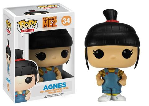 Funko Pop! Agnes (Despicable Me 2)