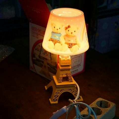 Kado Eifell Tower Lamp beauty ( lampu tidur eifell), paris