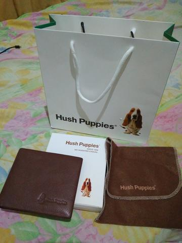 Terjual Dompet Hush Puppies Original 100% Genuine Leather  f38fdb8b41