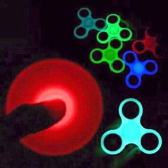 Fidget Spinner Hand Spinner Fidget Toys IMPORT Glow in the dark