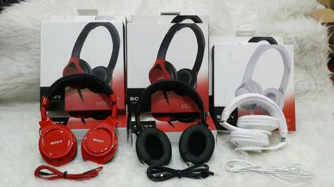 HEADSET SONY MDR-10RC- WITH CONTROL TALK