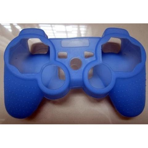 PS3 Dual Shock 3 Silicon Cover - Blue