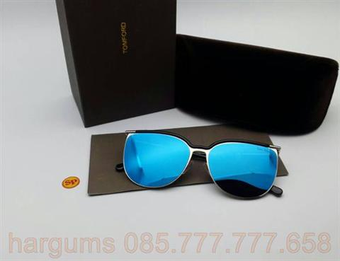 Kacamata Wanita Tom Ford 82301 Sunglasses Biru