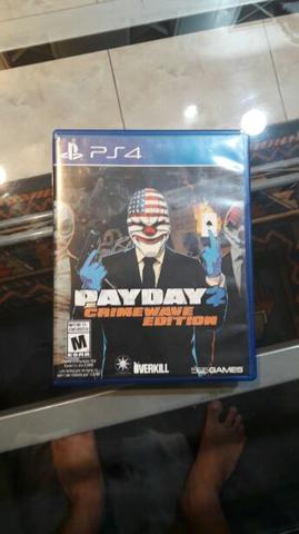 wts cd ps4 payday 2