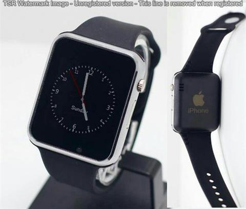 JAM TANGAN IPHONE SMART WATCH