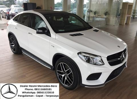 2017 Amg Gle 43 Coupe Mercedes Benz >> Terjual Mercedes Benz Gle 43 Amg Coupe Putih 2017 Indonesia