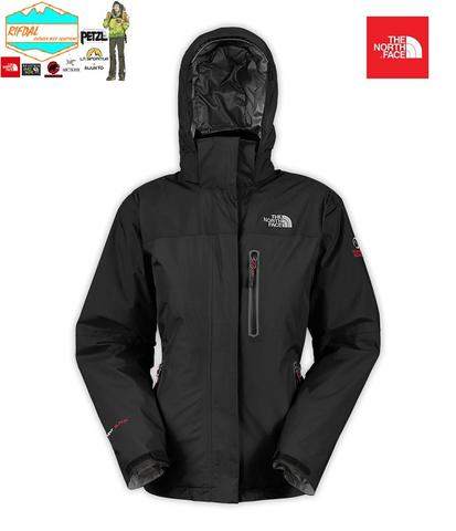 TNF THE NORTH FACE WOMEN PLASMA SUMMIT SERIES SIZE L WOMEN COLOUR BLACK