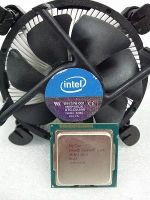Processor Intel celeron G1610 ivybridge Dualcore 2.6Ghz + FAN INTEL ORi