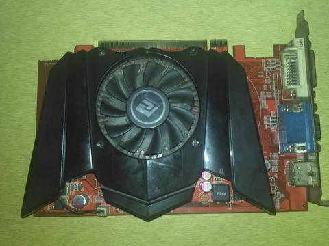 Radeon Power Color HD 5570 128bit 1GB
