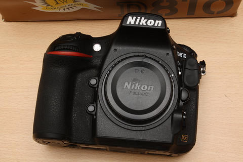 [ CAMERA GOODS ] FS Nikon Camera D810 Body Only - Super Mint Condition. Full Set
