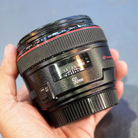 CANON 50MM F/1.2L USM / 50mm F1.2 - Good Condition !!!! | 3429