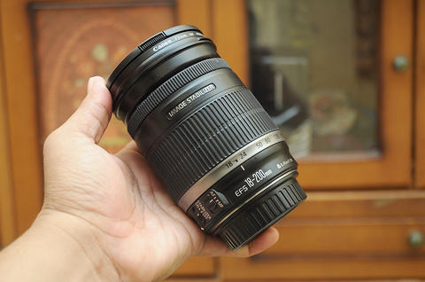 Canon EFS 18-200mm