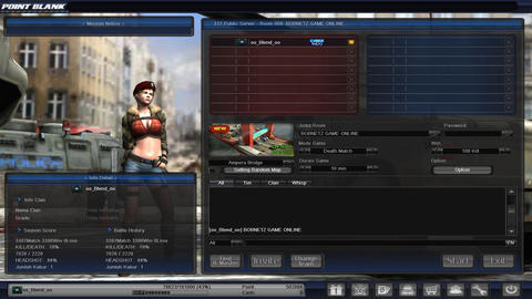 CHAR ID PB POINTBLANK GARENA MAYOR FULL TITEL oo_Blend_oo