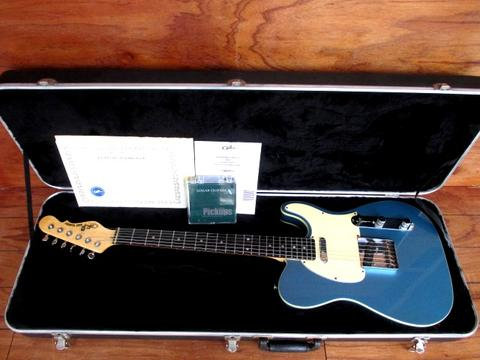*GuitarShop* GNL / G&L ASAT CLASSIC TELECASTER USA - Not Fender Gibson PRS Suhr