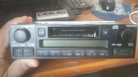 Head Unit Tape Oem Avanza G 2009
