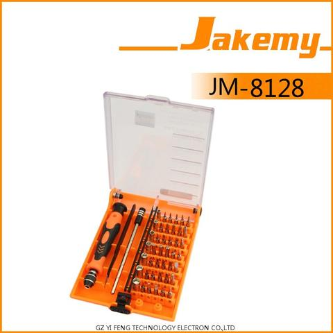 Jakemy 42 In 1 Interchangeable Magnetic Precision Screwdriver JM-8128