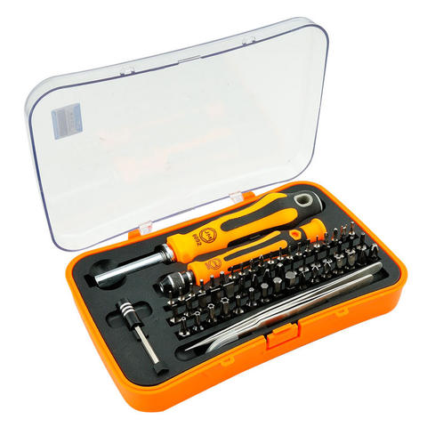 Jakemy 58 In 1 Professional Hardware Screwdriver Tool Kit - JM-6092B
