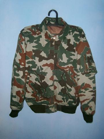 Jaket Military Army Camouflage