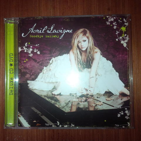 jual cd avril lavigne