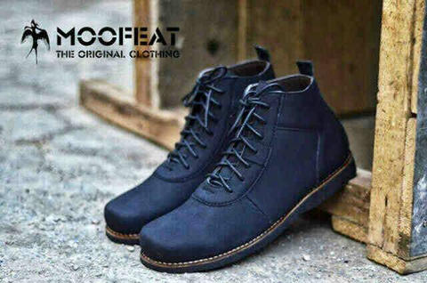 Moofeat Casual Boots Bestseller ( Kickers , Nike , Adidas , Vanz )