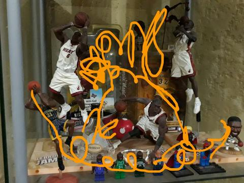 ACTION FIGURE NBA MCFARLANE