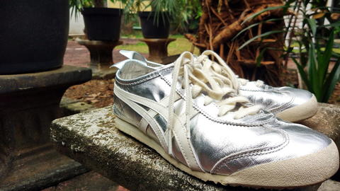 ONITSUKA Tiger | Mexico | Silver (LIMITED version) 2nd