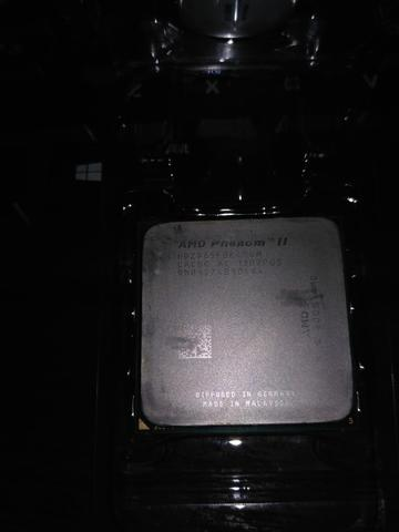 Prosesor AMD AM3 Phenom II X4 965 Black Edition