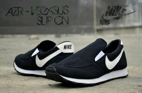 Sepatu Formal Santai Casual Nike Azr Slipon