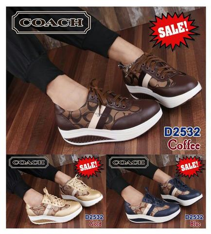 Shoes COACH D2532 (BIG SALE)