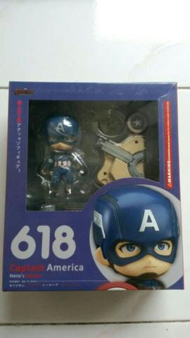Nendoroid 618 The Avengers: Captain America