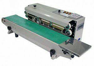 Jual mesin vacuum frying dan continous sealer murah