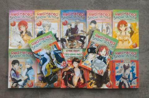 Komik Red Haired Snow White 1-12