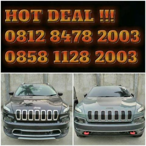 jeep new cherokee 2.4