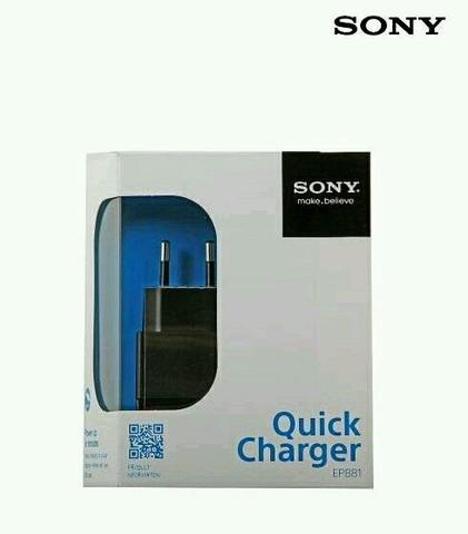 travel charger sony quick charger Ep881 original