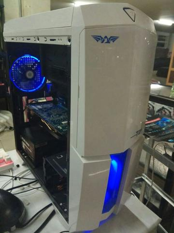 PC AMD FX Vishera, ram 8gb, vga 256bit