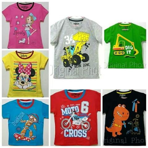 kaos disney n oshkosh sz 1-6th