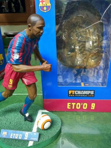 FTCHAMP Action Figure (FC Barcelona Official Product)