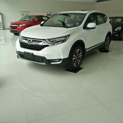 All New CRV PUTIH,OPEN BOOKING