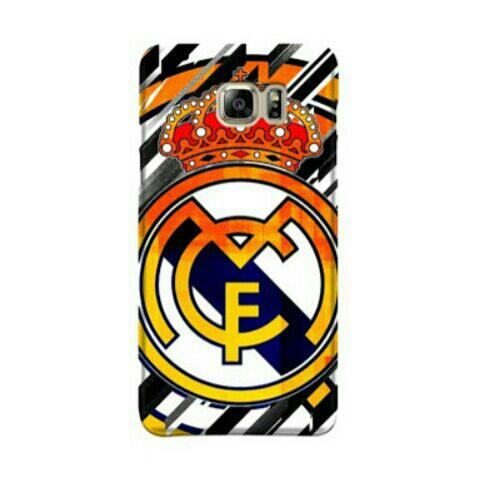 Real Madrid Logo Sans Croix Samsung Galaxy Note 5 Custom Hard Case