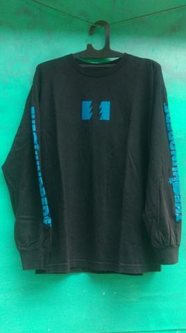 The Hundreds Long Sleeve Flag Tee not Supreme Bape Stussy Undefeated ( AUTHENTIC )