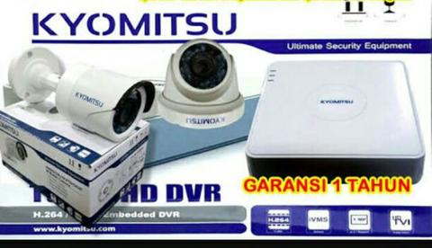 paket camera cctv turbo HD