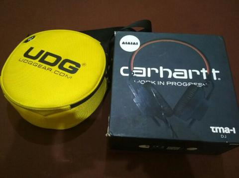 aiaiai tma 1 carhartt edition + udg digi headphone