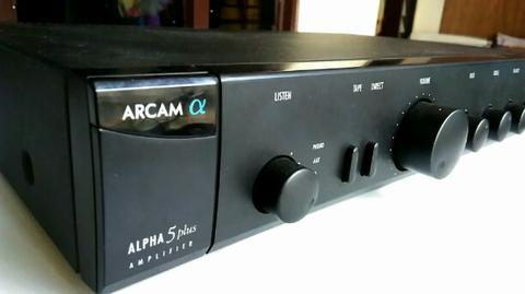 ARCAM Alpha 5 Plus Amplifier