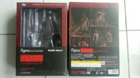 Figma SP-055 Silent Hill 2 : Red Pyramid Thing (Pyramid Head)