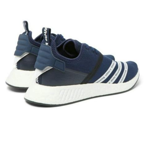 "adidas nmd r2_pk X white mountaineering ""Navy"""
